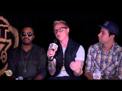 Drop City Yacht Club drops by Hot97 Morning Show