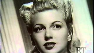 Two TV news stories on the death of Lana Turner at age 74 on June 29, 1995. Also seen is a brief story on Hugh Grant's prostitute scandal.