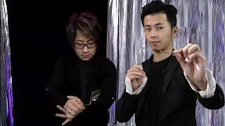 魔術揭秘:空手彎曲鐵勺,被劉謙騙了10年,其實背後很間單