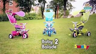 444192 444207 444208 Trojkolka Baby Balade