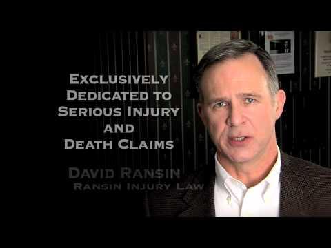 Personal Injury Attorney - Springfield Missouri- Ransin Injury Law