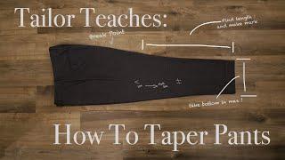 How to Slim D๐wn Dress Pants