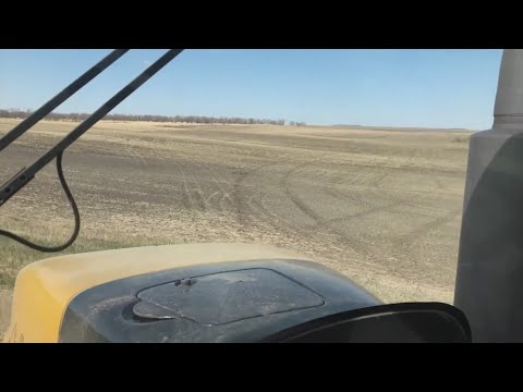 Drought severely affecting North Dakota farmers