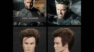 Wolverine Haircut X-Men - Days of Future Past