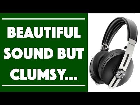 Sennheiser Momentum Wireless 3 Headphones - REVIEW