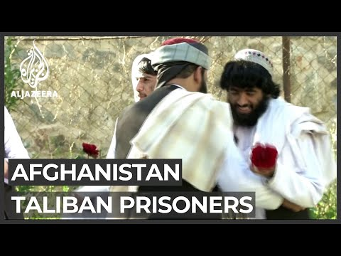Afghan president backs release of 400 Taliban prisoners
