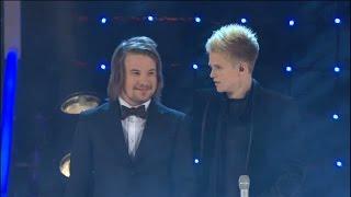 Här vinner Erik Idol 2009 - Idol Sverige (TV4)
