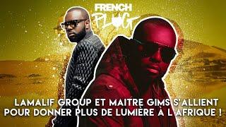 Gambar cover Lamalif Group et Maitre Gims s'allient pour donner plus de lumière à L'Afrique !!!