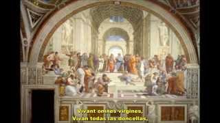 Himno universitario Gaudeamus igitur
