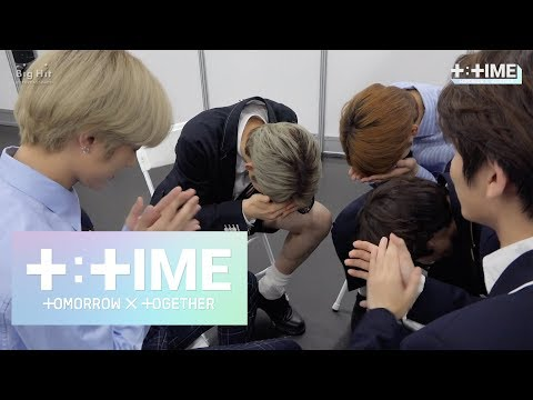 190806 [T:TIME] TXT is so into the Mafia Games - TXT