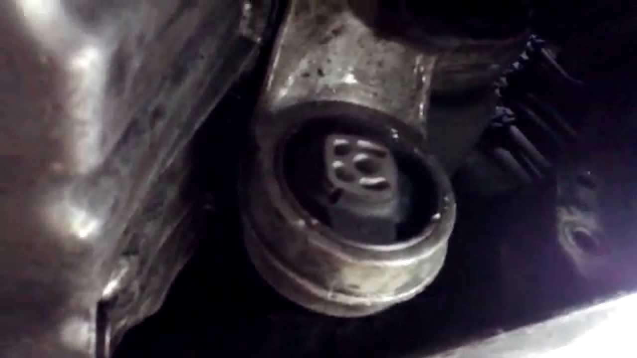 Wciskanie Tulei Zawieszenia Silnika Peugeot 406 Cz4