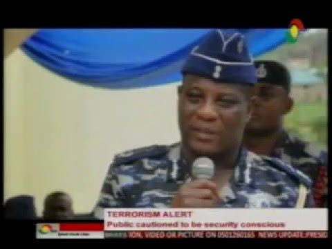 News360 - Public cautioned o be security conscious against terrorism attacks  - 29/3/2016
