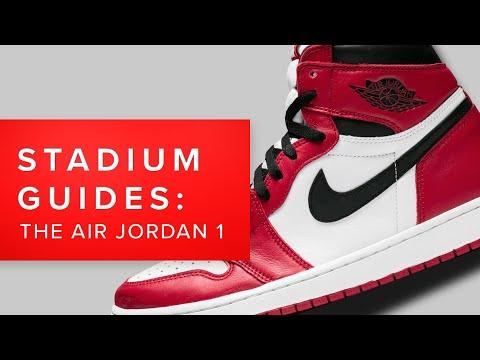 Air Jordan 1 OG High, High And Mid: A Guide