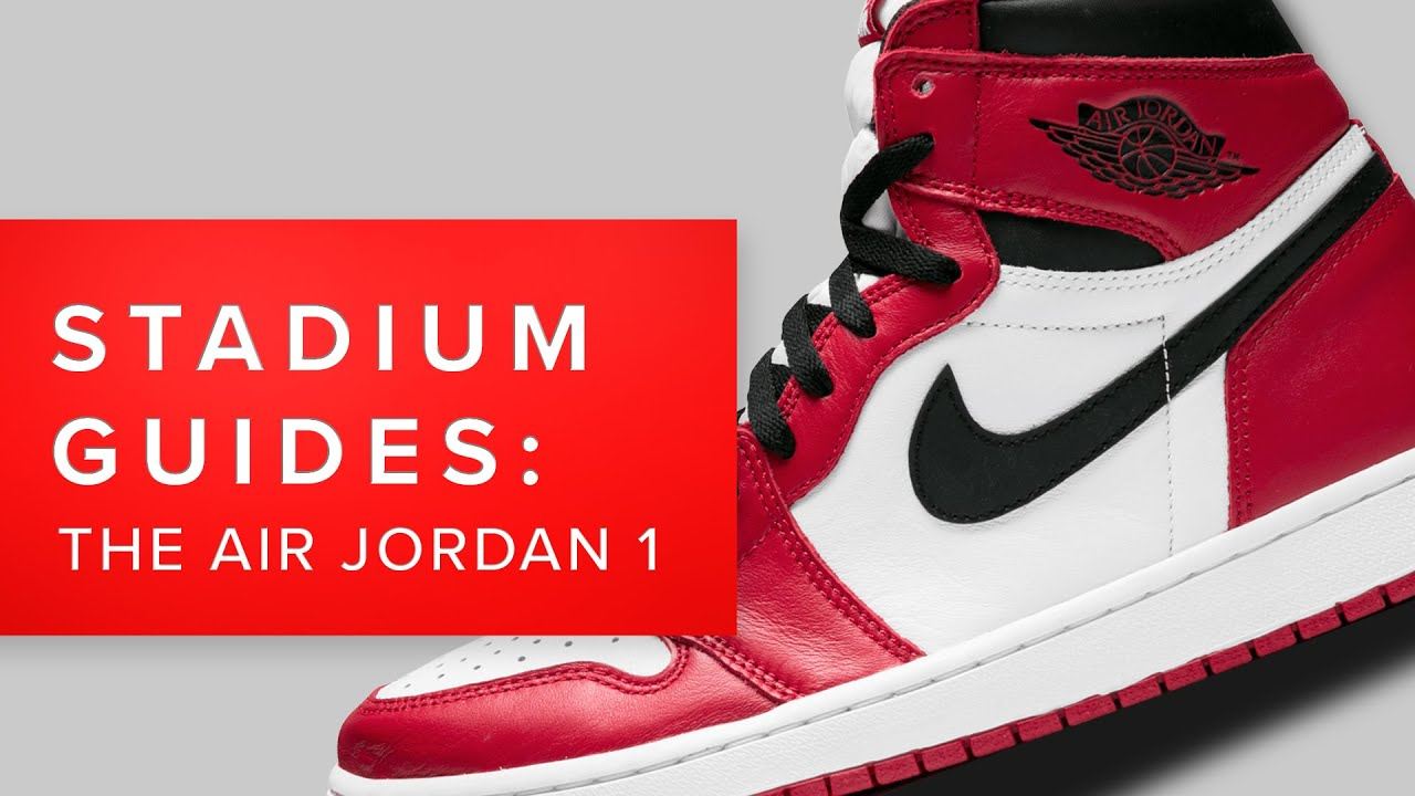 Air Jordan 1 Og High High And Mid A Guide Youtube
