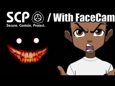 Real Nigga Plays SCP-087-B W/ FaceCam