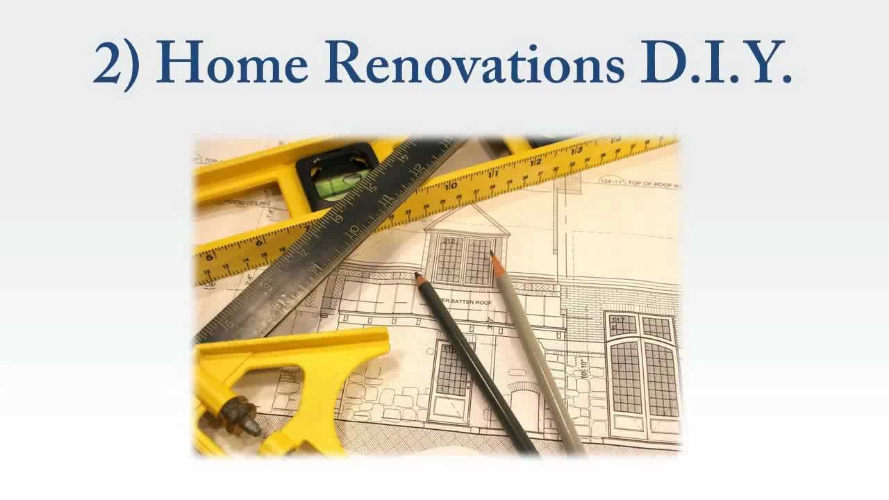 Which home renovations provide best return on investment for Best return on investment home improvements