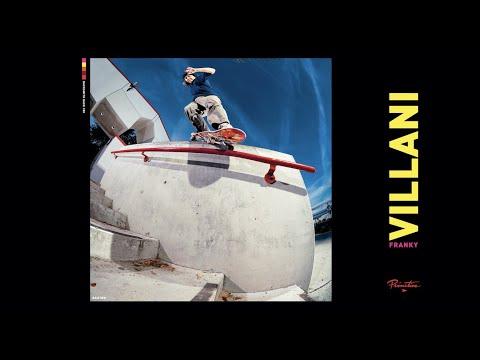 Franky Villani for Primitive Skate