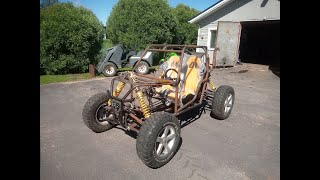 Download Video DIY Buggy project 4X4 PART3 MP3 3GP MP4