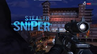 Stealth Sniper Game Video