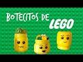Botecitos de lego | Reciclaje
