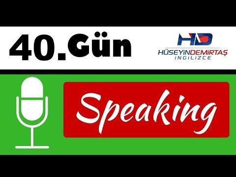 40. Gün - Social Media and Job Applications - 41 Gün Speaking