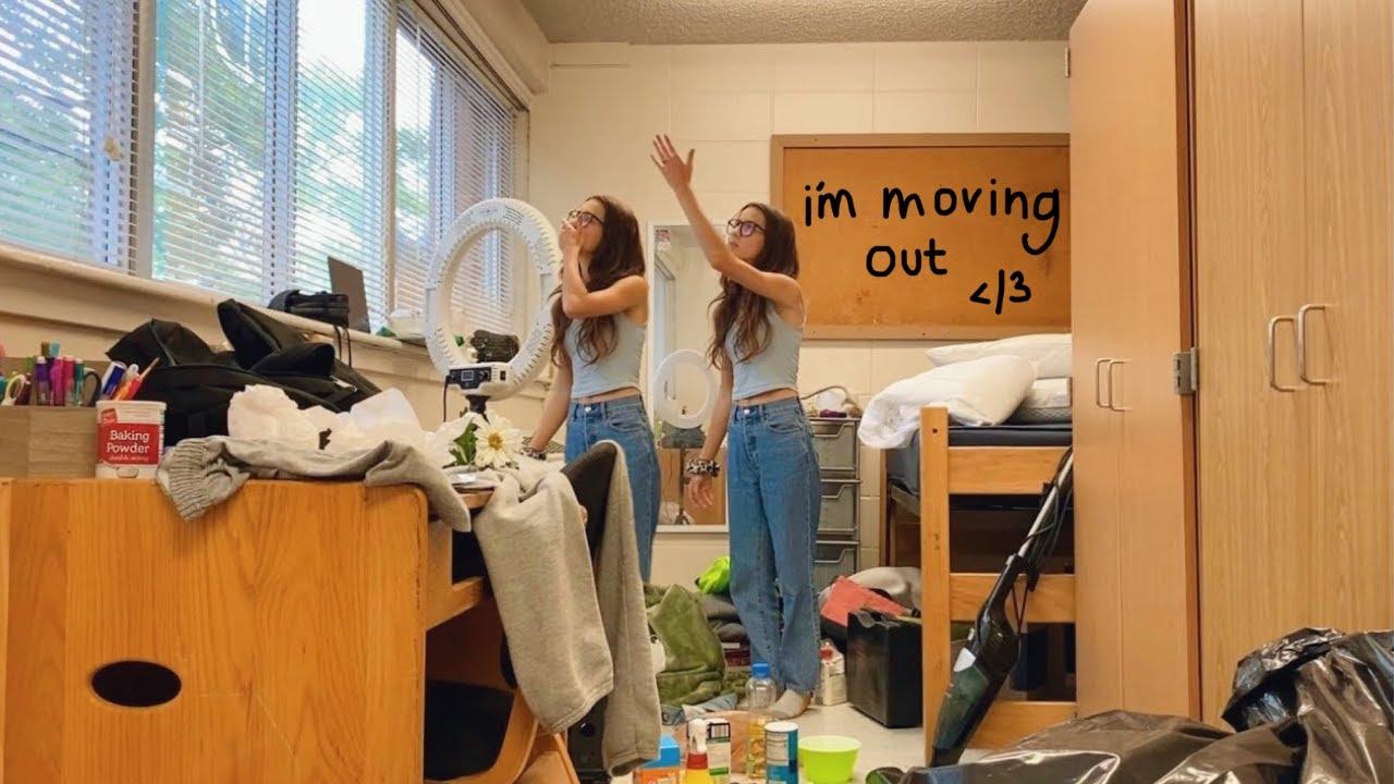 goodbye dorm room