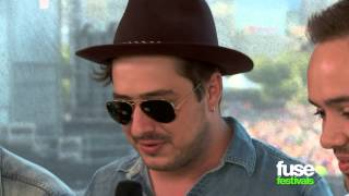 Mumford & Sons Respond to Alice Cooper
