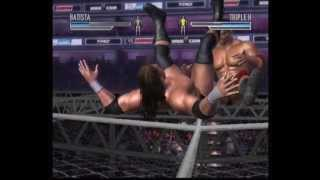 Wrestlemania 21 Xbox Hell in a Cell Matches