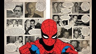 Ep.23. Marvel Controversy (2/ 2) Who created Spider-Man?  Ditko vs Lee vs.. by Alex Grand