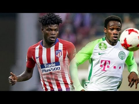 THOMAS PARTEY & JOSEPH PAINSTILL ON TARGET FOR THEIR CLUBS- PERFORMANCES OF GHANAIAN PLAYER ABROAD