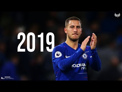 Eden Hazard 2018/19 - Unstoppable Skills & Goals | HD