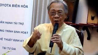 GS Trần Văn Khê hát cà lăm mà vẫn giữ đúng nhịp