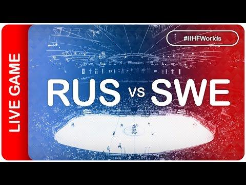 Russia vs Sweden | Game 55 | #IIHFWorlds 2016