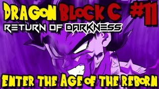 Dragon Block C: Return of Darkness (Minecraft Mod) - Episode 11 | Enter the Age of the Reborn!