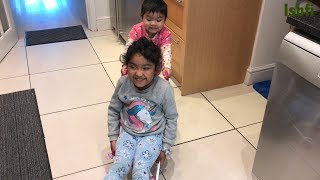 Ishfi's Daily Life Vlog 6 with her Beautiful Family