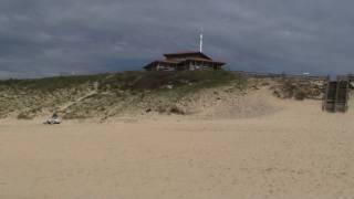 Reportage Mai 2010 - Cap de l'Homy plage (Lit-et-Mixe) : plage à 3km de la résidence