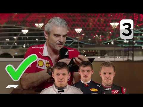 Ferrari's Maurizio Arrivabene   F1 Grill The Grid Team Bosses