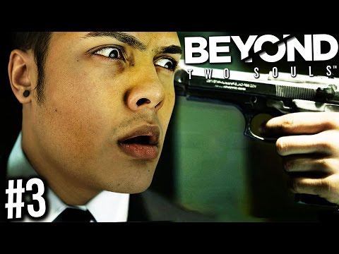 WILL YOU PULL THE TRIGGER !?! WARNING. INTENSE. (Beyond Two Souls PS4) #3