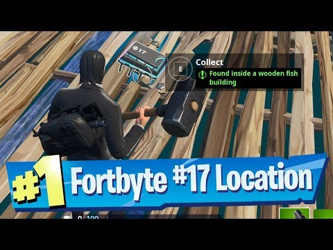 Fortnite Fortbyte #17