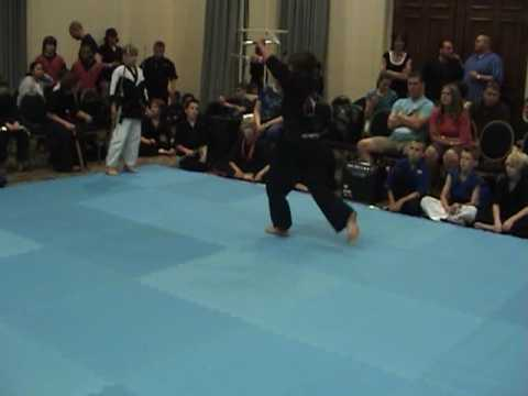 Joey Perry's Martial Arts Academy - BAILEY TATUM -...