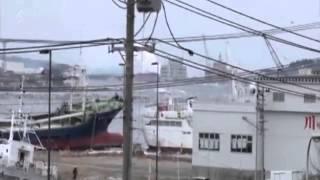 ASL interpretation of Tohoku Earthquake and Tsunami Documentary