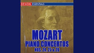 Piano Concerto No. 25 in C Major, K. 503: II. Andante