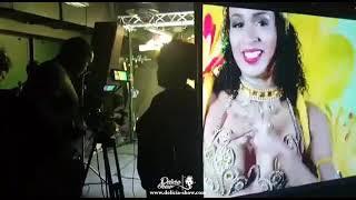 Backstage tournage de clip brésilien - www.delicia-show.com