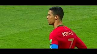 CRISTIANO RONALDO DESTROYED SPAIN WORLD CUP 2018