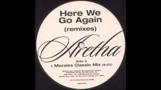 (1998) Aretha Franklin - Here We Go Again [David Morales Classic RMX]