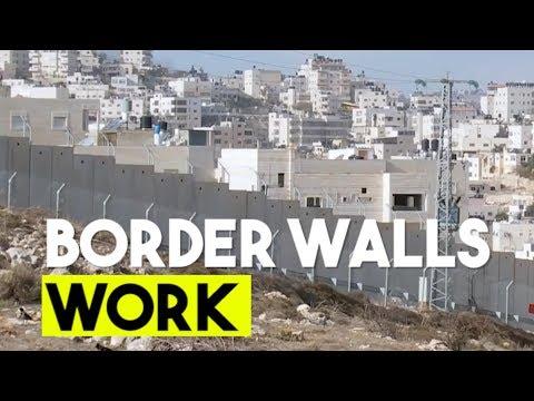 Border Walls Work