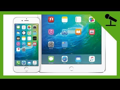 Apple iOS9: Co jsme se dozvěděli o budoucnosti iPadů? | #WWDC15