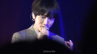 [Fancam/4K] 190306 ??(Yesung) Y's Story - そんな日は(?? ???)