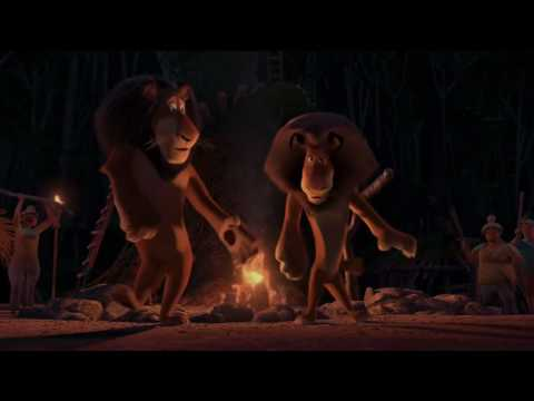 Madagascar 2 Escape 2 Africa Traveling Song 1080p HD