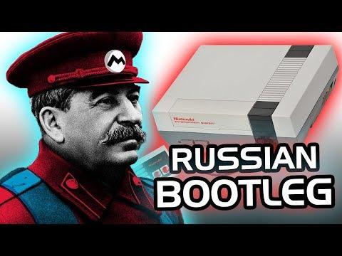 Dendy: Russia's Fake Nintendo Console